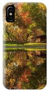 Sycamore Reflections IPhone Case