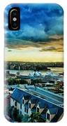 Sydney Harbor Sunrise IPhone Case