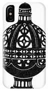Symbol Incense Burner IPhone Case