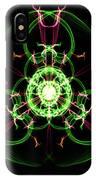 Symmetry Art 5 IPhone Case