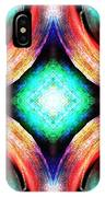 Symmetry Of Colors IPhone Case