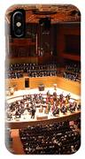 Symphony Orchestra IPhone Case