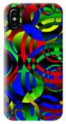 Synchronicity 1 IPhone Case