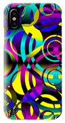 Synchronicity 2 IPhone Case