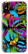 Synchronicity 3 IPhone Case
