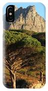 Table Mountain View IPhone Case
