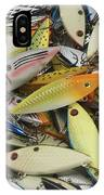 Tackle Box Tangle IPhone Case