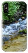 Tacoma Creek 2 IPhone Case