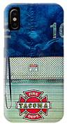 Tacoma Fire Dept. IPhone Case