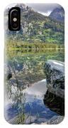 Taggart Lake  Grand Teton National Park IPhone Case