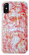 Tagore IPhone Case