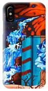 Tahlequah Graffiti IPhone Case