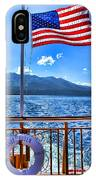 Tahoe Queen Lake Tahoe By Diana Sainz IPhone Case