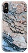Tahoe Rock Formation IPhone Case
