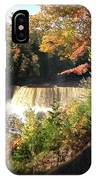 Tahquamenon Falls With My Iphone IPhone Case