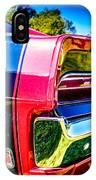 Tail Light IPhone Case