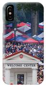 Tailgating At Ole Miss IPhone Case