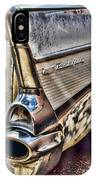 Taillight 1957 Chevy Bel Air IPhone Case