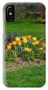 Take A Deep Breath Of Springtime IPhone Case
