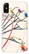 Take A Ride IPhone Case by Kim Fearheiley