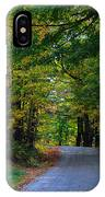 Take Me Home Country Road IPhone Case