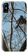 Takeoff - Bluejay IPhone Case