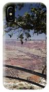 Taking In The Grand View IPhone Case