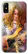 Tal Wilkenfeld IPhone Case