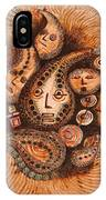 Talking Gourds   IPhone Case