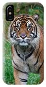 Tall And Fierce IPhone Case