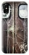 Tall Doors IPhone Case