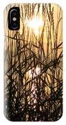 Tall Grass 1 IPhone Case