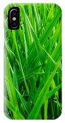 Tall Green Grass IPhone Case