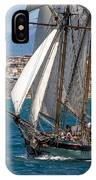 Tall Ship Alicante IPhone Case
