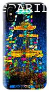 Tall Ship Jose Gasparilla IPhone Case