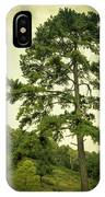 Tall Tree IPhone Case
