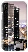 Tallinn At Night IPhone Case
