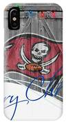 Tampa Bay Buccaners IPhone Case