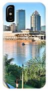 Tampa Bay Florida IPhone Case