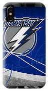 Tampa Bay Lightning Christmas IPhone Case