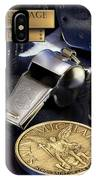 Tampa Police St Michael IPhone Case
