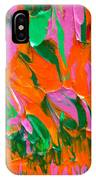 Tangerine And Lime IPhone Case