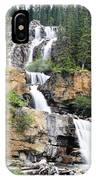 Tangle Falls Tumble IPhone Case