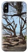Tangle Of California Trees IPhone Case