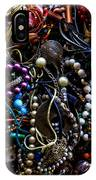 Tangled Baubles IPhone Case