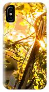 Tangled Flare IPhone Case