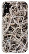 Tangled Ropes IPhone Case