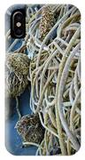 Tangles Of Seaweed IPhone Case