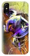 Tangoscape 02 IPhone Case