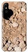 Tarantula Takes Scorpion 5 Of 5 IPhone Case